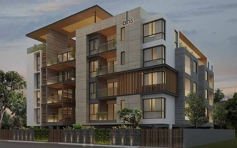 Sri Lakshmivilas By Altis Properties