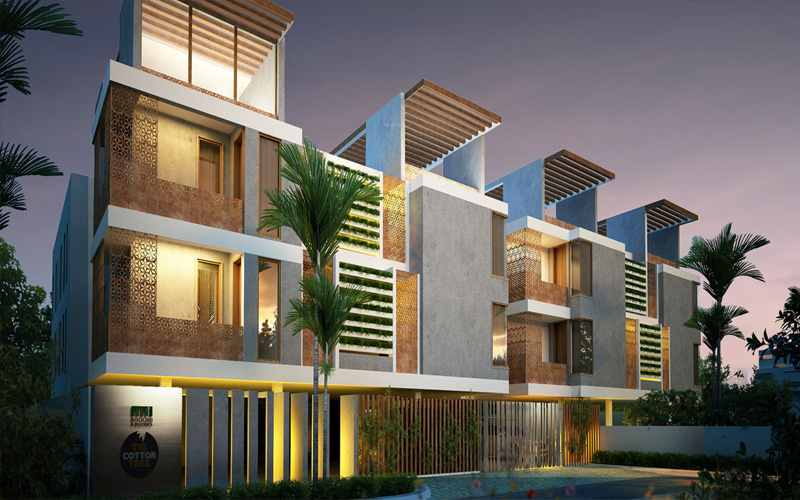 The cotton tree By Bhoomi and Buildings Pvt Ltd