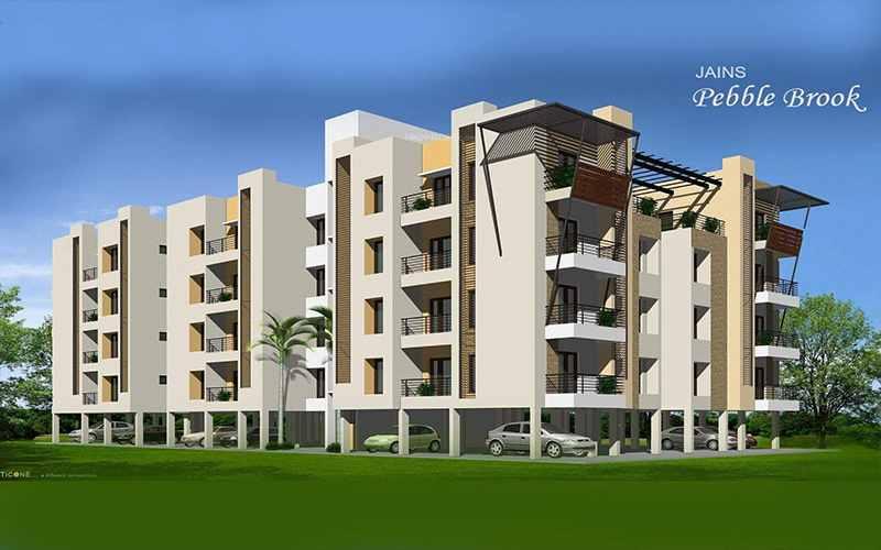 Pebble Brook Phase 2 By Jain Housing