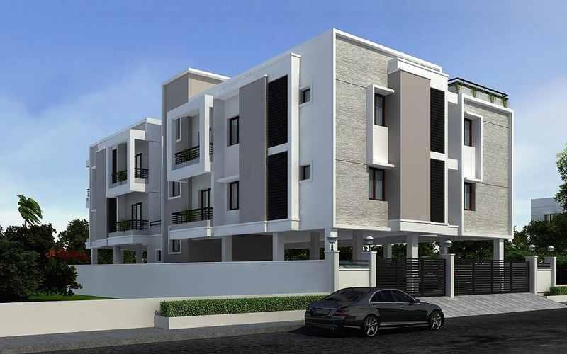 Harmony By VGN Property Developers P Ltd