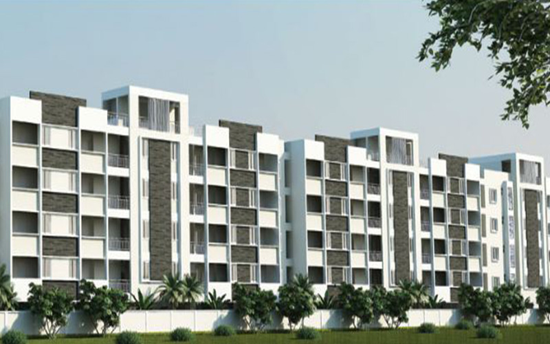 Lotus Anagha By NRK Infra