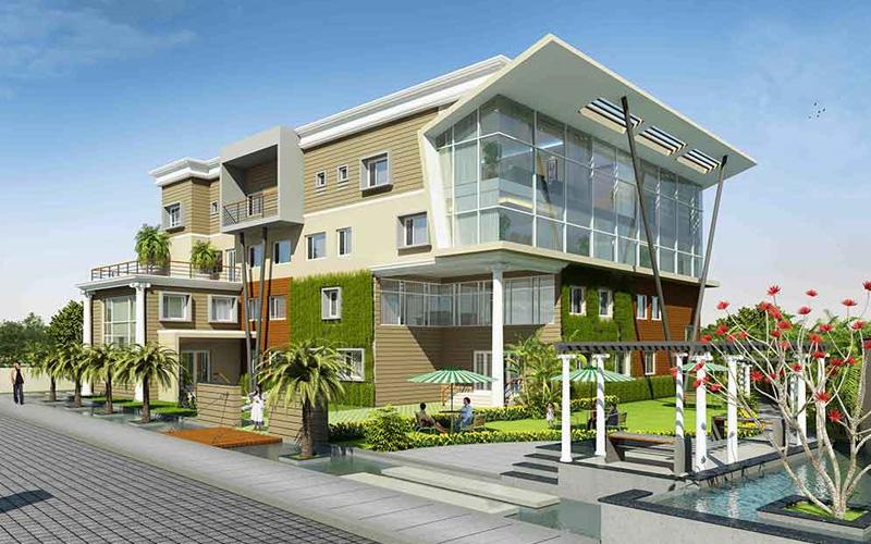 Globus Nakshatra  By Globuse Realtors Private Ltd