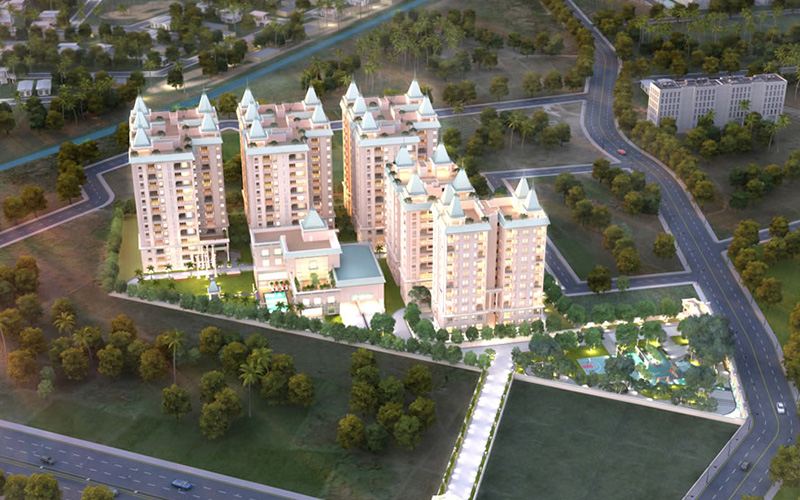 Globus & Arima Legend (JV) By Arima Constructions