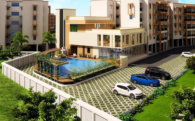 Provident Green Park By Widener Infra Pvt Ltd