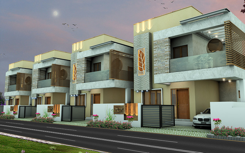 Tulip Garden By Green Field Housing India Limited