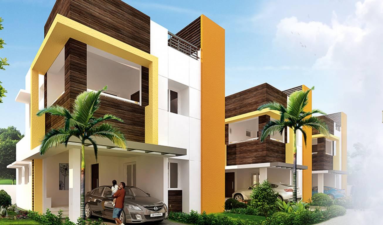 Orange Blossom - Villas By Advaitaa Homes Coimbatore