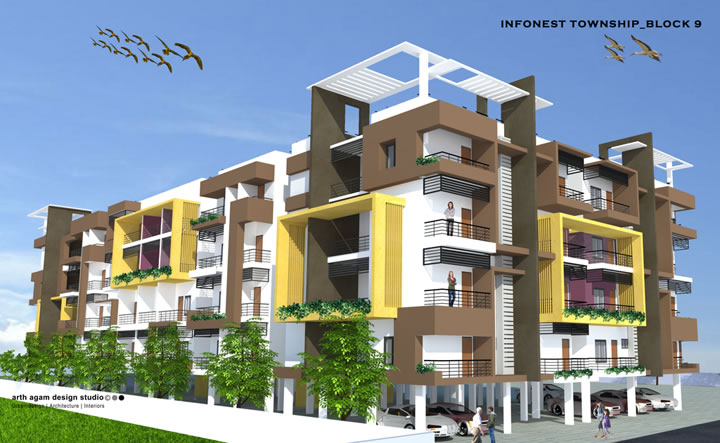 Infonest - Apartments By Spring Fields Shelters