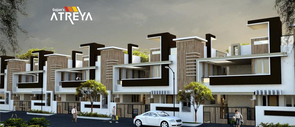 Atreya - Villas By Sri Gujan