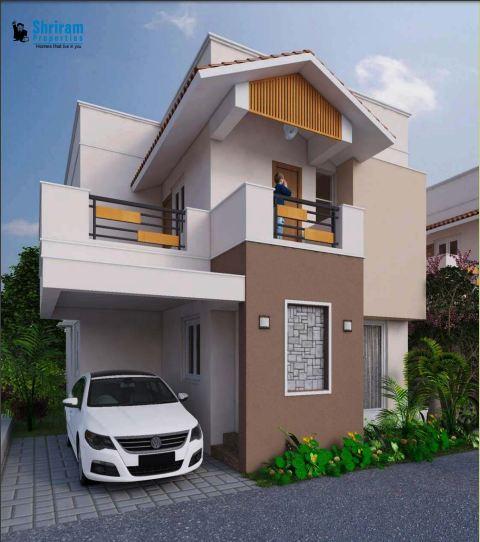 Shreshta - Villas By Shriram Properties Coimbatore