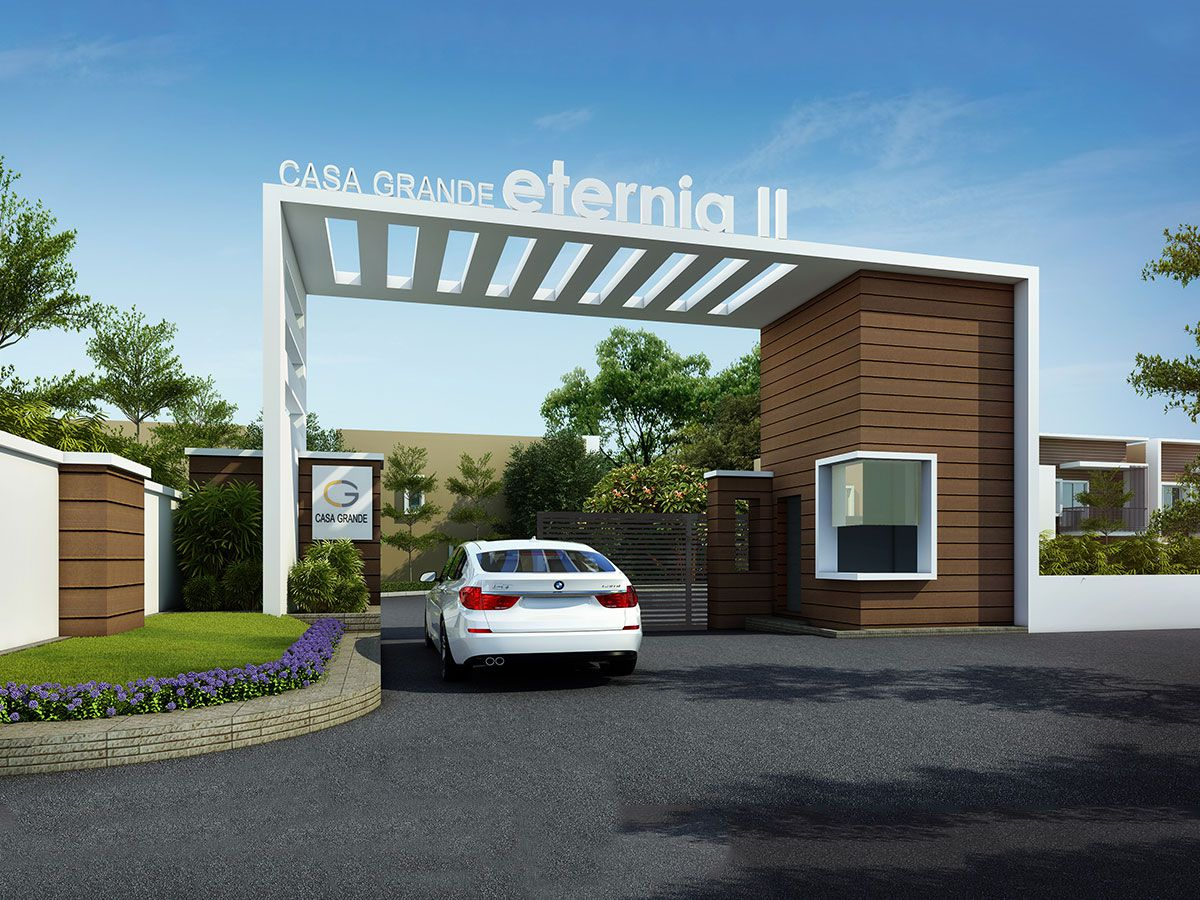 Eternia II By Casagrand Builder Private Limited-Coimbatore