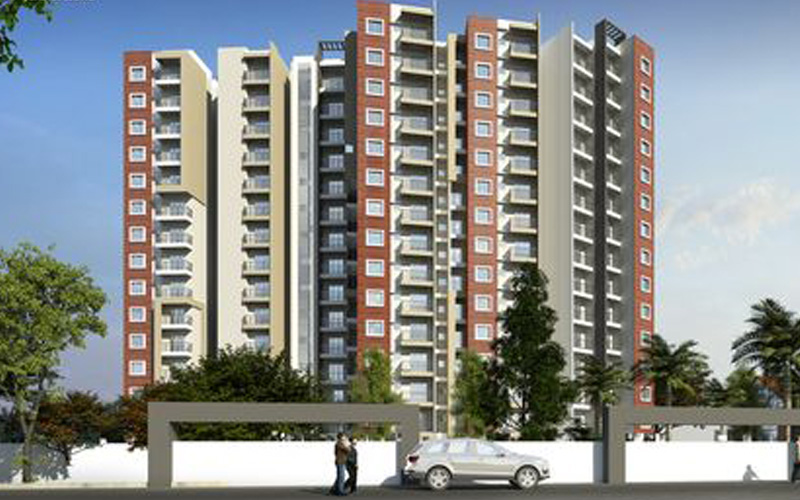 Vrushabadri Towers By Sai Projects & Developers