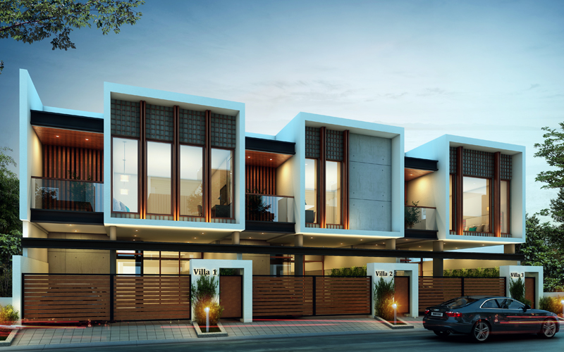 Senzai - Villas By Atikramya Builders