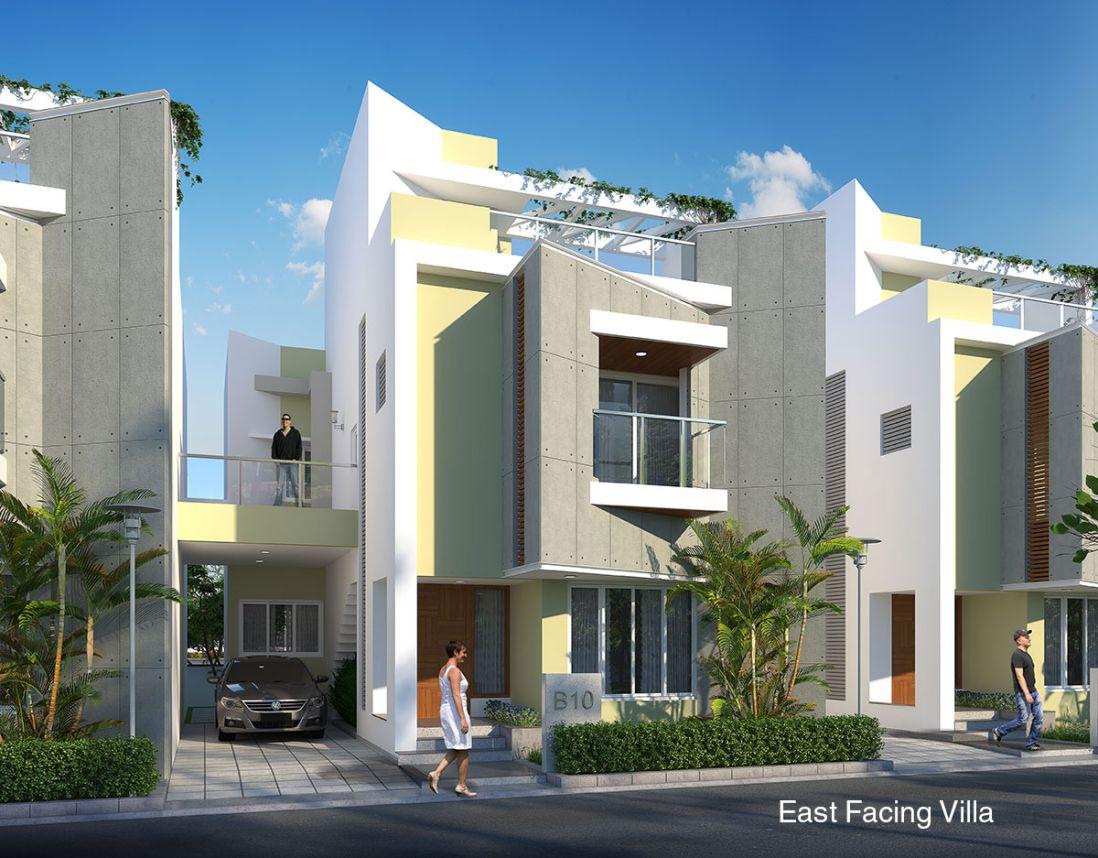 Esmeralda By Casagrand Builder Private Limited - Bangalore