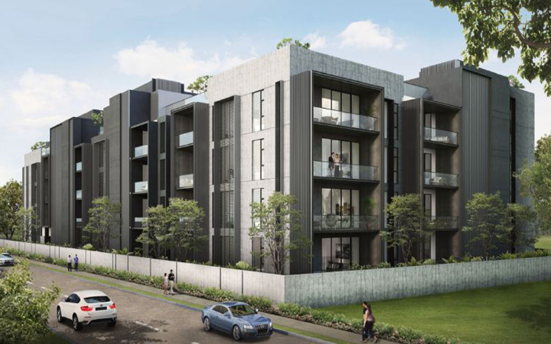 Park Residences By Olympia Group