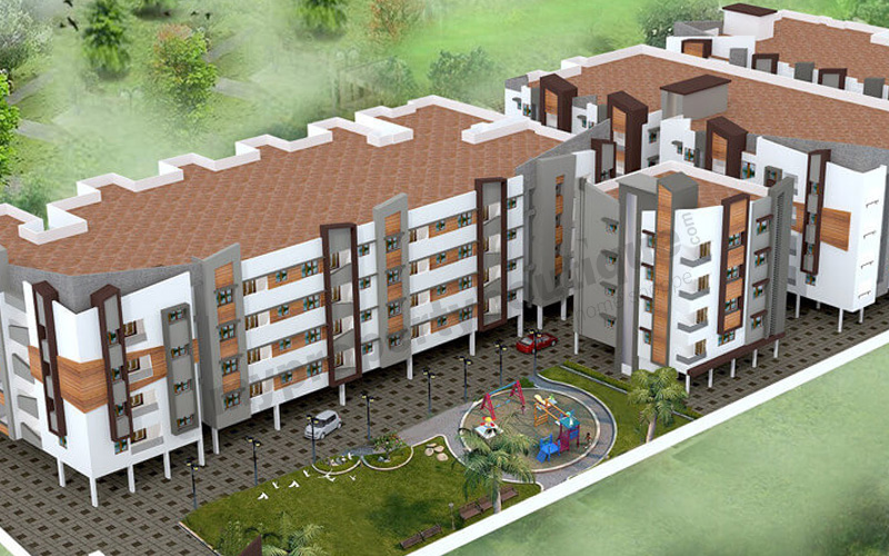 VSK Aishwaryam By VSK Housing India