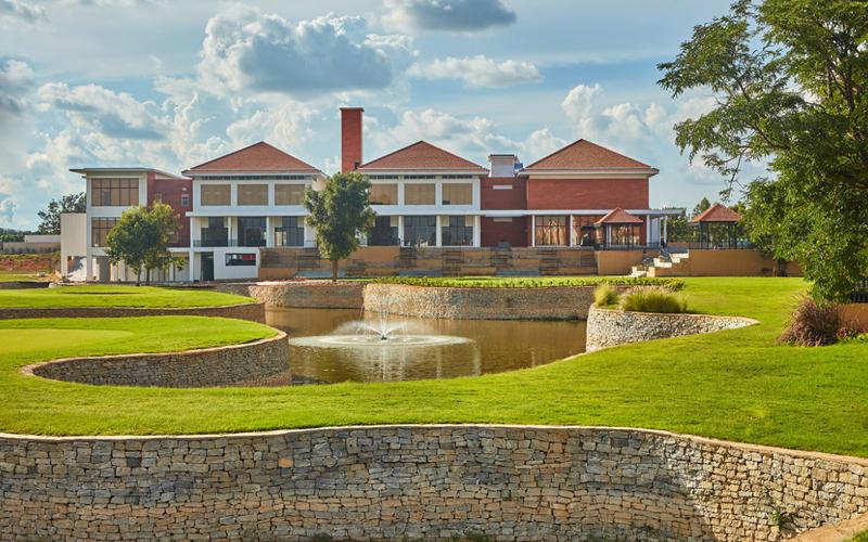 Augusta Golf Village By Prestige Group Bangalore