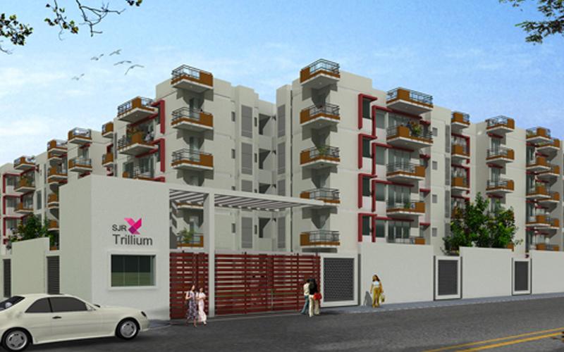 Bren Trillium By Bren Constructions Apartments In Hosa Road Bangalore My Property Boutique