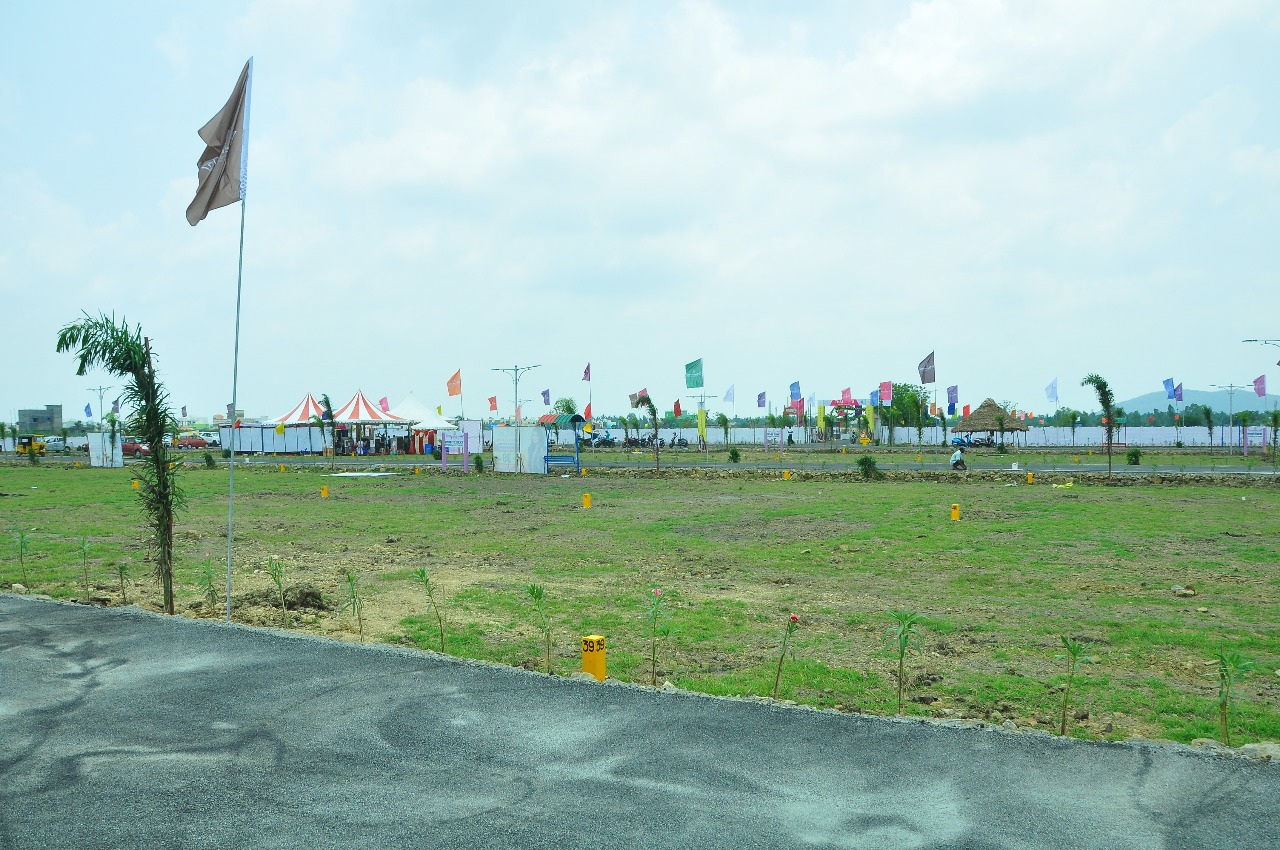 The Work On The Chennai Peripheral Ring Road Is Ready For Kick Off