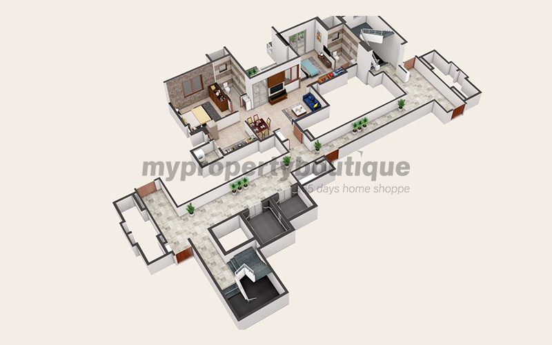 Polite Bhalchandra Vihar Phase I A And B By Polite Group Pune Apartments In Ravet Pune My Property Boutique