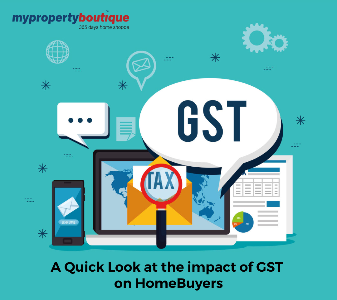 A quick look at the impact of GST on Homebuyers