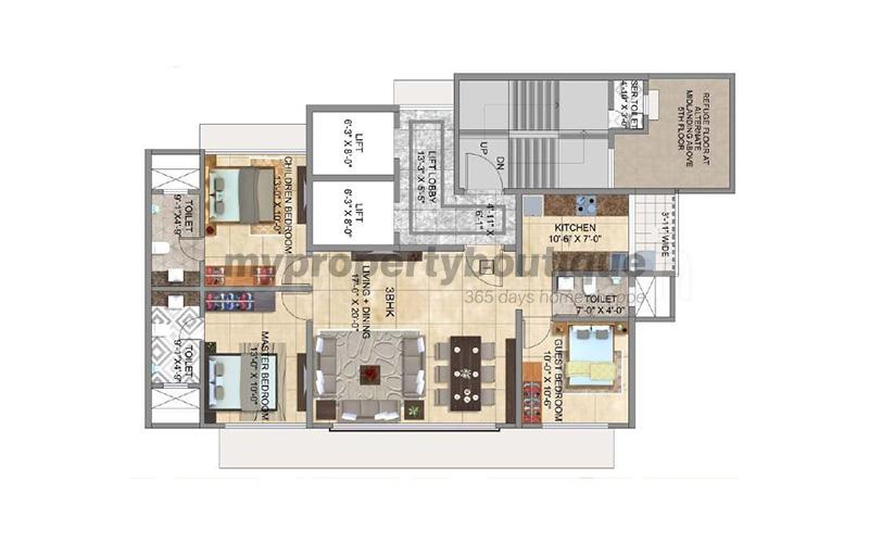 Paradigm Ananda Residency By Paradigm Realty Mumbai Apartments In Borivali West Mumbai My Property Boutique