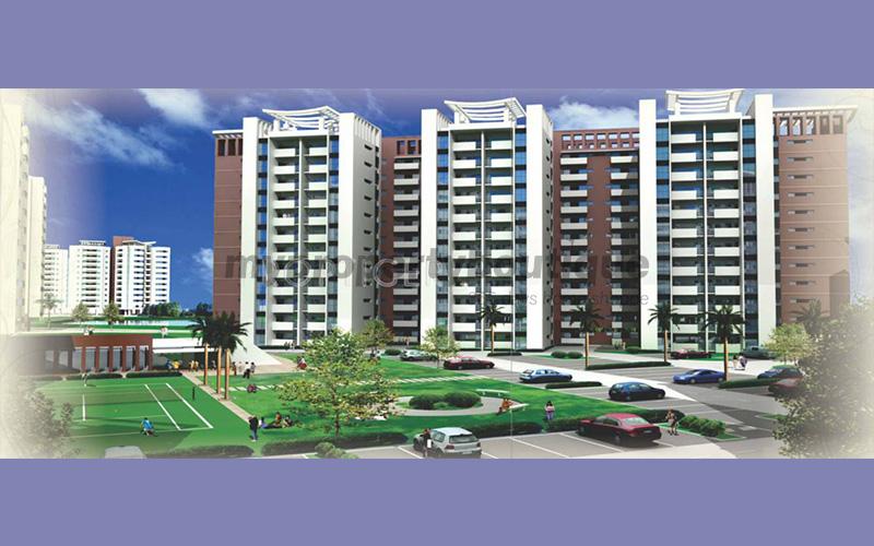 Ansal - Ansal Fairway Apartment