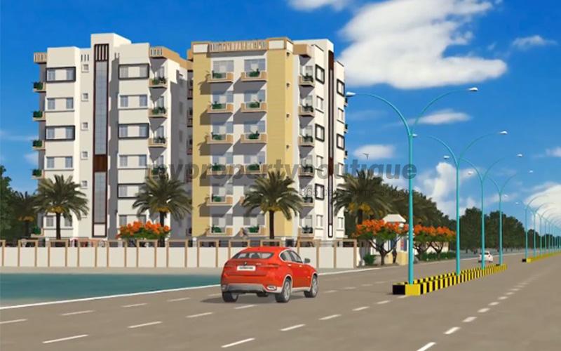 Anam - Anam Itnoa Apartment